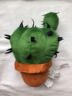boneka kaktus - ikea cactus toy hemmahos