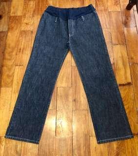 Havin' A Baby Maternity Jeans (XL)