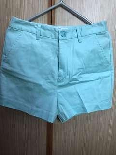 Bayo Mint Green shorts
