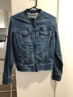 Jeans west stretch denim jacket