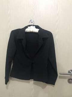 Black Corpo blazer