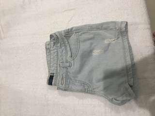 SM woman shorts