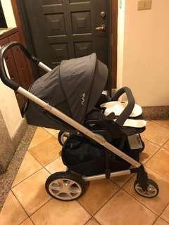(已預訂)Nuna mixx嬰兒手推車