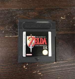 [GB] The Legend of Zelda: Link's Awakening DX - EUROPEAN VERSION (歐版)