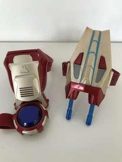 Iron Man Hand Toys