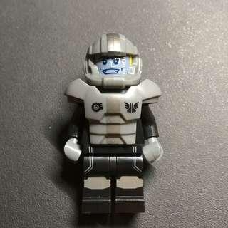 LEGO Collectible MiniFigures Series 13 71008 Galaxy Trooper 太空騎警 人仔一隻