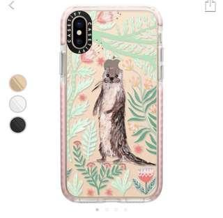 Iphone XS case ( casetify )