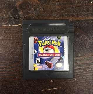 [GB] Pokémon Trading Card Game - US VERSION (美版)