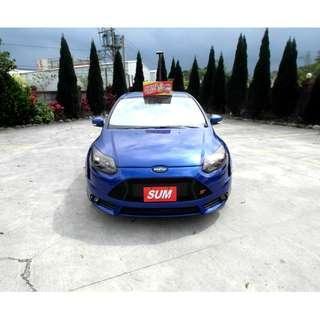 FOCUS 15 藍 柴油2.0