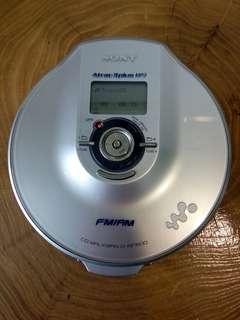 Sony d-nf600 discman walkman cd player cd機