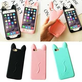 Soft Silicone Phone Casing