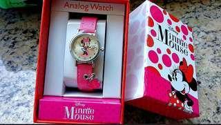 米奇老鼠 米尼手表