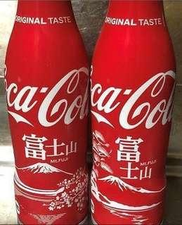 [FREE DELIVERY] Coke Limited Edition Mount Fuji Japan