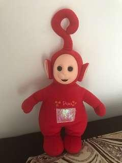Teletubbies Poh (red)