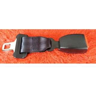 E24 Safe Certification Car Seat Belt Extender Automotive Seatbelts Extension Safety Belts Clip Extenders For Cars - Black Grey