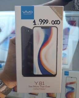 Vivo Y81 Ram 3/16 GB