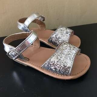 Sepatu Sandal Mothercare Glitter