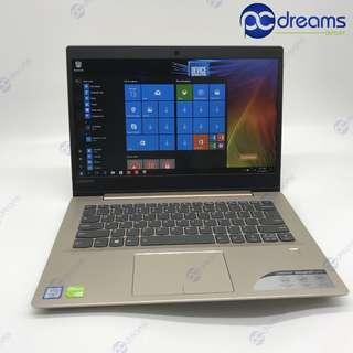LENOVO IDEAPAD 520S-14IKB (80X2006SSB) [PREMIUM REFRESHED] [PC Dreams Outlet]
