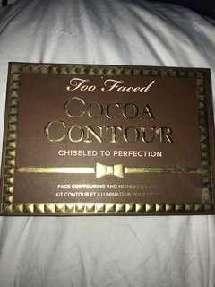 Too faced contour