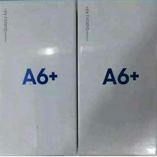 Kredit Hp Proses 3 Menit Samsung Galaxy A6 Plus Bunga 0%