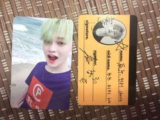 NCT DREAM CHENLE PC CC