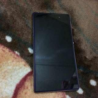 Sony Xperia Z1 Docomo Purple
