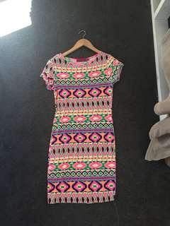 Sofia Bodycon Dress