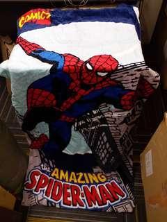 HK$40/1PC ~ 全新蜘蛛俠沙灘巾, 浴巾 New Spiderman Beach Towel Bath Towel