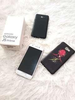 Samsung J5 prime rosegold