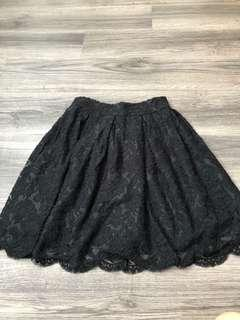 Black Skirt GG5