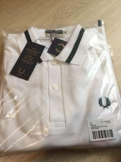 Fred perry reissues tipped polo (size s)