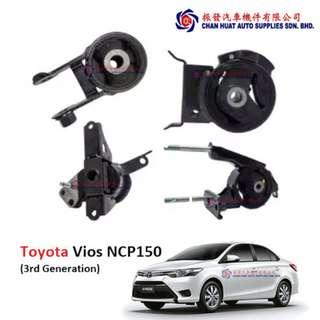 Toyota Vios NCP150 2014~ Engine Mounting SET