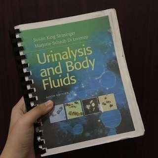 Urinalysis and Other Body Fluids by Strasinger 6th Edition