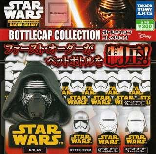 Star Wars - Tomy Takara Bottlecap Collection