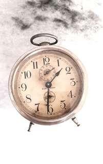 Vintages Burlington Alarm Clock