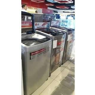 LG TOP LOAD AND FRONT LOAD INVERTER WASHING MACHINE