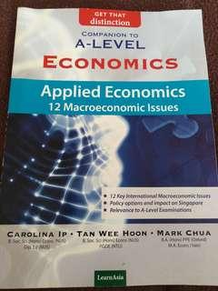 Companion to Alevel Economics