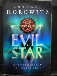 Antony Horowitz Evil Star