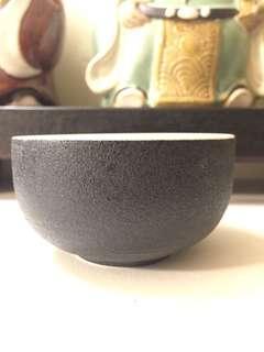 景德鎮珍珠黑釉功夫小茶杯