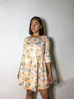 Cache Cache floral dress