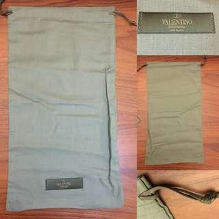 🆕Valentino cover bag dust Bag 塵袋 鞋袋 銀包保護套