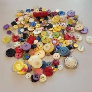 Buttons for art craft