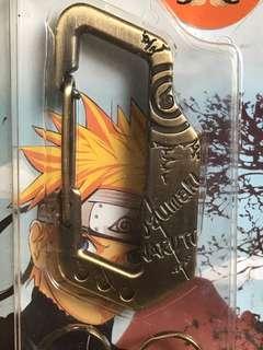 Naruto hook keychain