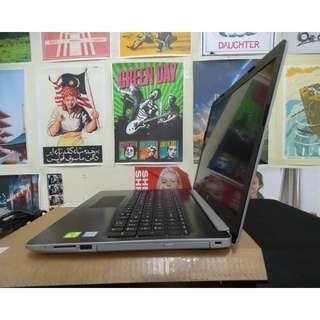 HP LAPTOP 15-DA0007TX