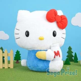 Sanrio Hello Kitty 毛公仔