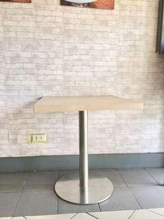Heavy Duty Cafe Table