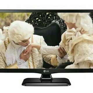 "Monitor plus TV LG 22"" LED IPS Full HD second"
