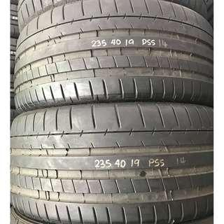235/40/19 used tyre ( Michelin PSS )