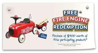 Friso Fire Engine