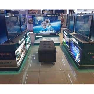 HISENSE FULL HD SMART 4K UHD TV